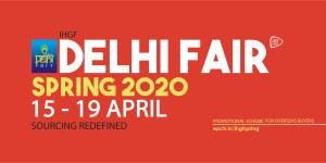 IHGF Delhi Fair - Spring'20