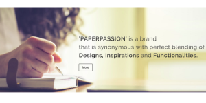 Paper Passions