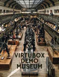 VirtuBox Demo Museum